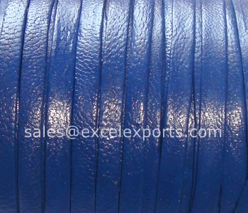 Flat Leather Laces
